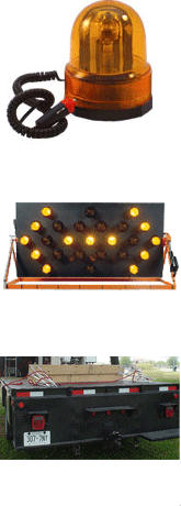 Highway Specialties Traffic Control Work Zone Equipment